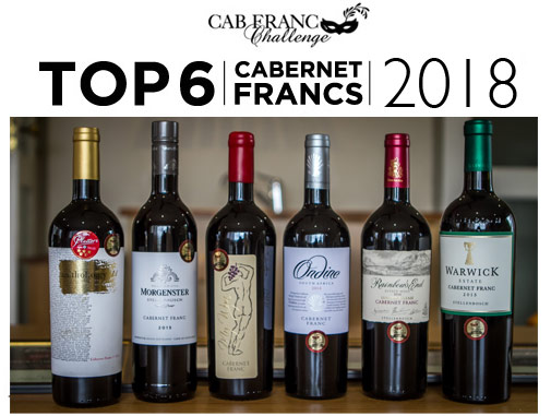 My Wyn Cabernet Franc top 6 Wine of the Month Club 2018